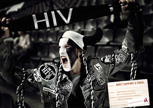 Michael Stich Stiftung - Campaign against HIV