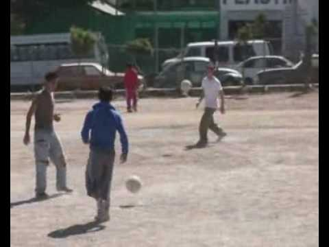 Insane Street Football Video Promoting FIFA Street 3