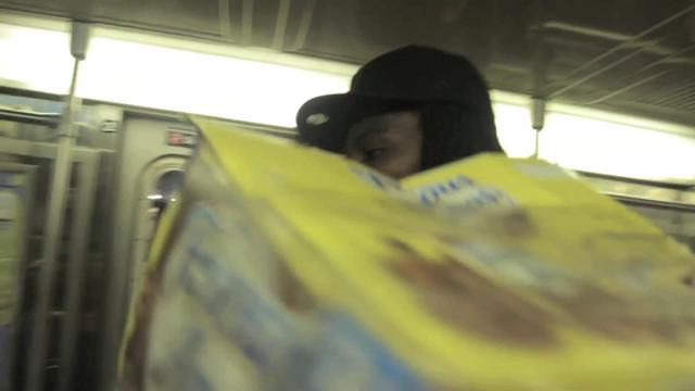 Guy Makes $55,000 / Year Selling Candy On The Subway