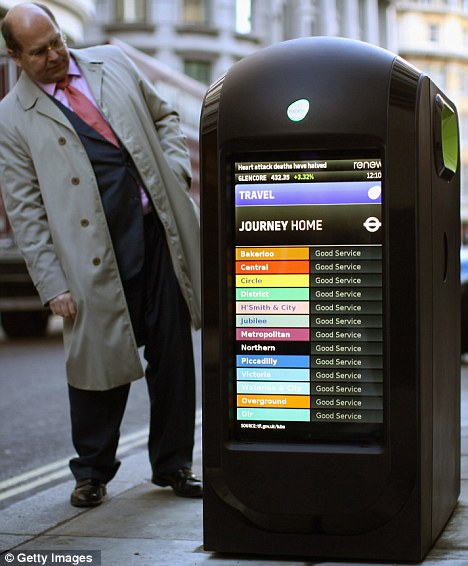 Smart Bins Underground Service London