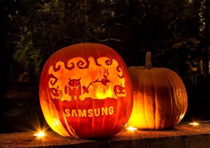 Happy Halloween By Samsung