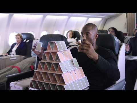 Kobe vs Messi Commercial: Legends on Board – Turkish Airlines