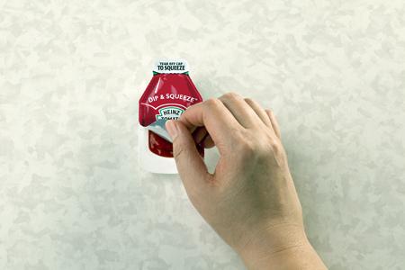 Heinz Ketchup Dip Packet