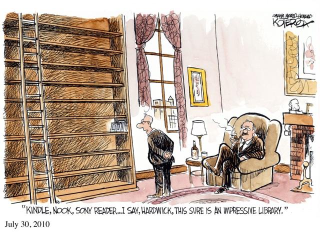 E-Reader Library