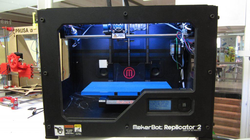 Maker Bot Replicator 2