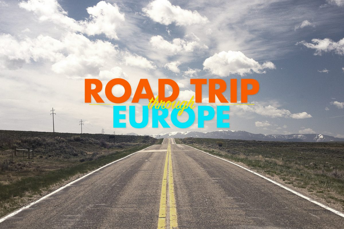 Road Trip Through Europe